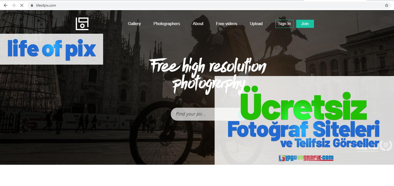 Ücretsiz Fotoğraf Siteleri ve Telifsiz Görseller