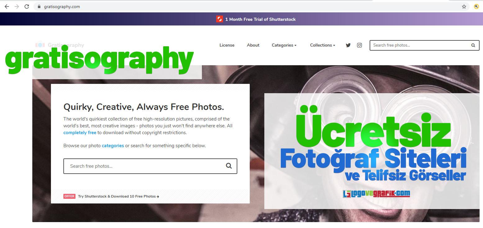 ücretsiz fotoğraf siteleri, telifsiz görseller, free resimler
